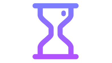 graphic of hourglass